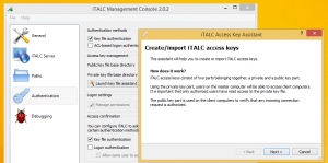 italc-management-4-export-key-1-window
