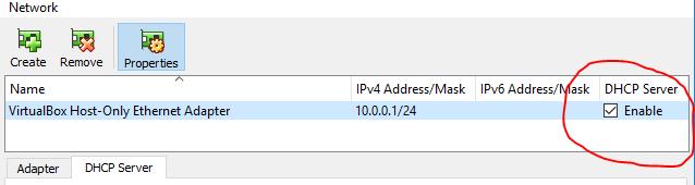 Choose Network Type In VirtualBox – CoP PSU IT Blog