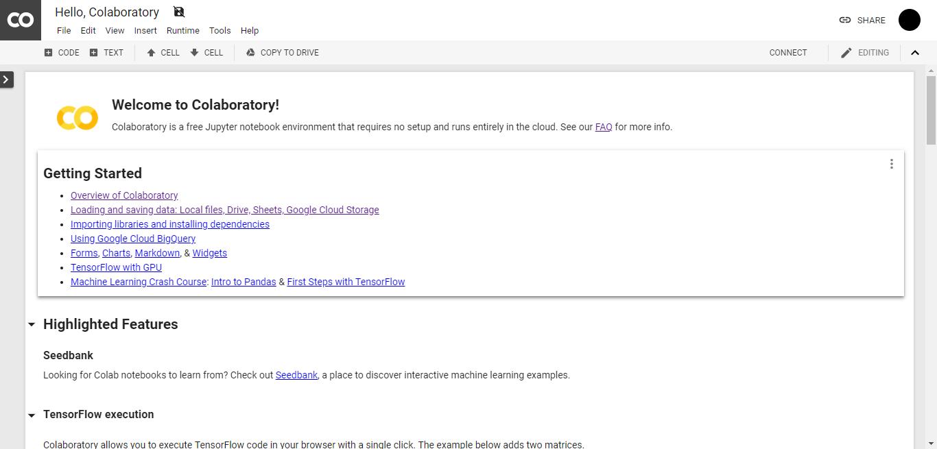 Google Colab – เมื่องานด้าน Data Science ต้องทำงานร่วมกัน